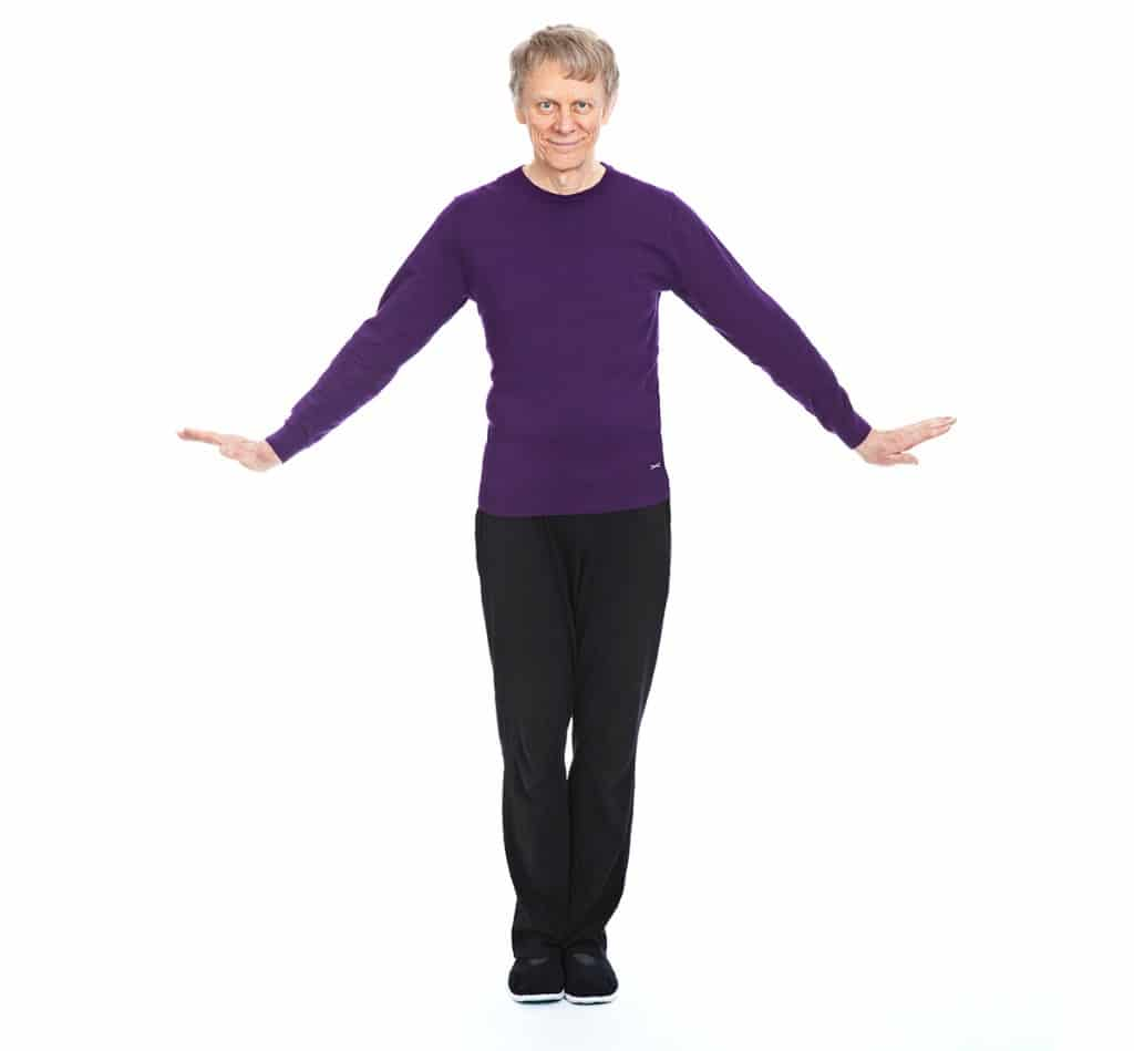 Stretching-Qi