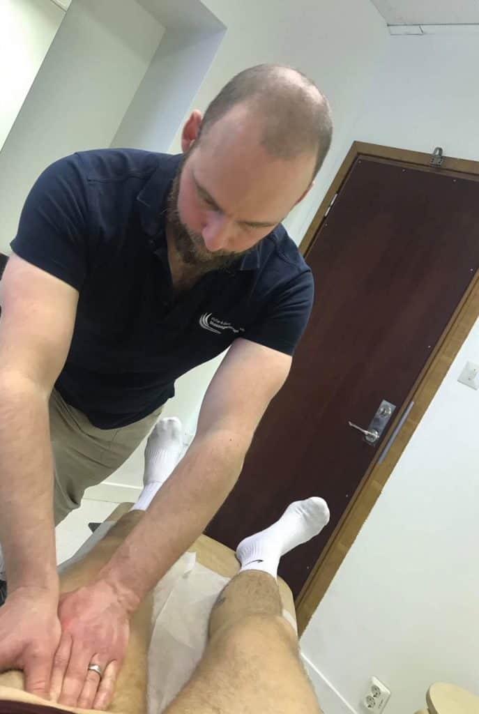 Carl Dinges Medicinsk Massageterapeut