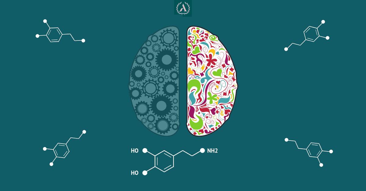 vad orsakar dopaminbrist