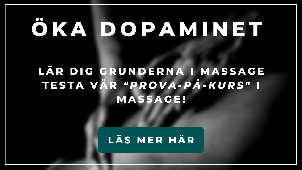 brist på dopamin
