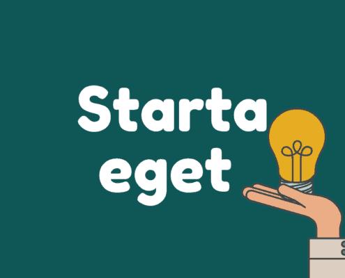 Starta eget ideer