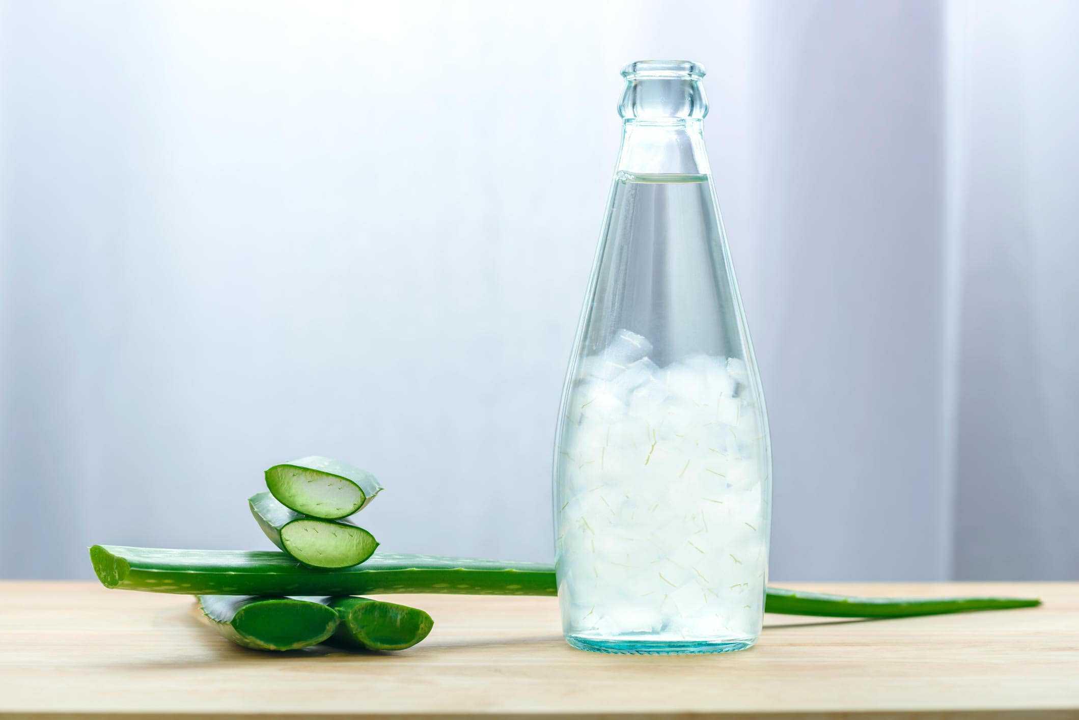 Aloe vera juice fördelar med juice
