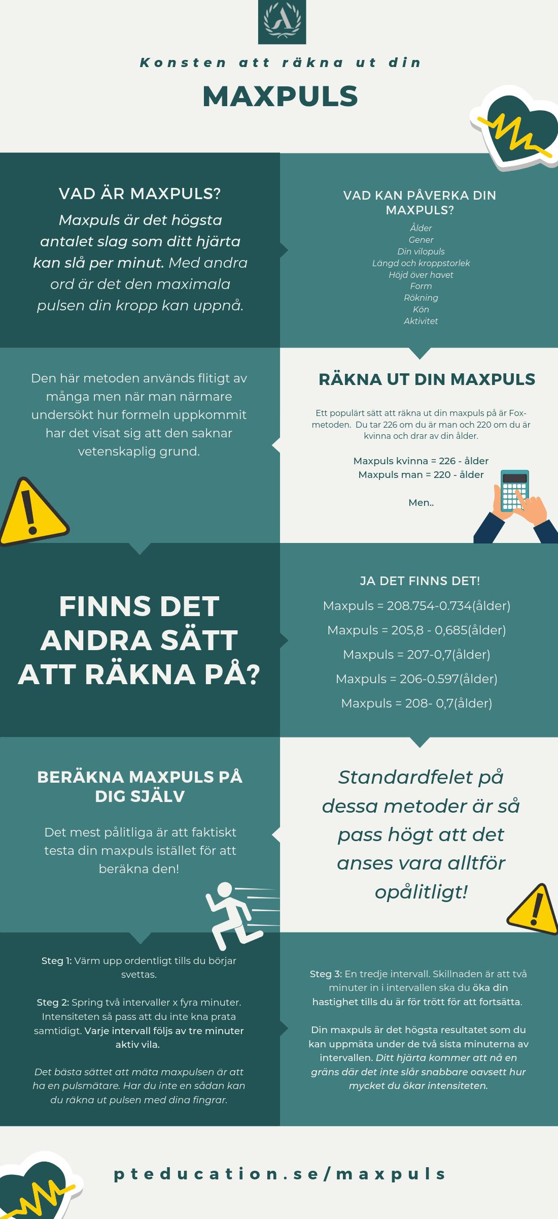 Maxpuls infographic