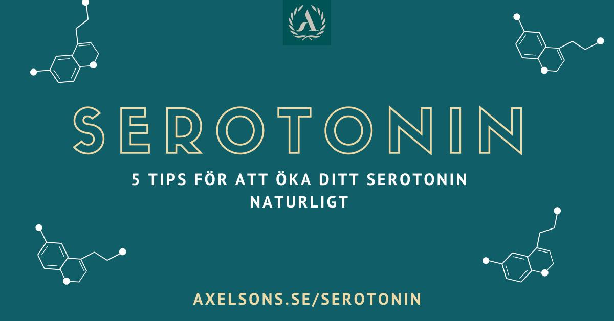 Serotonin Axelsons