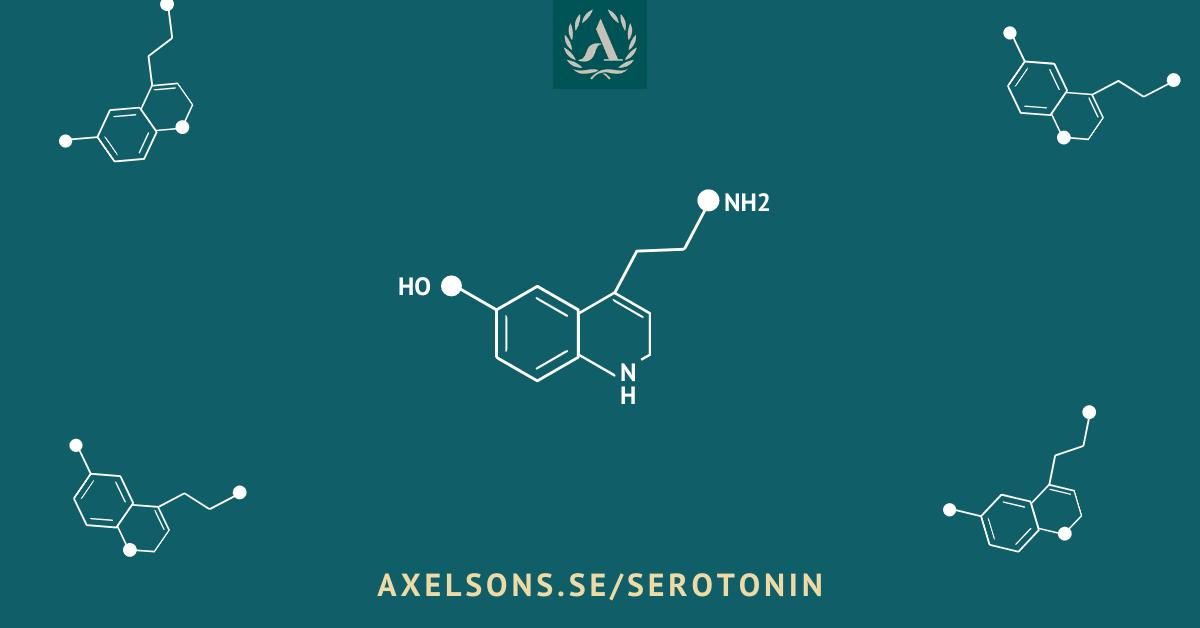 Serotonin kemisk