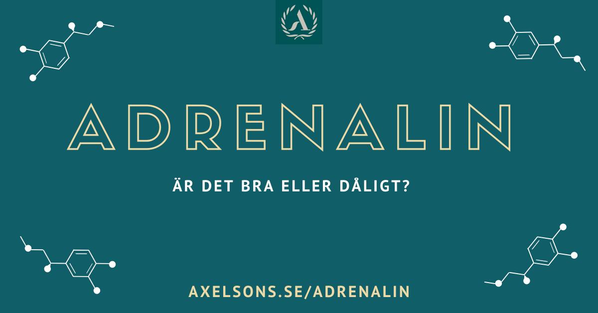 Adrenalin Axelsons.se