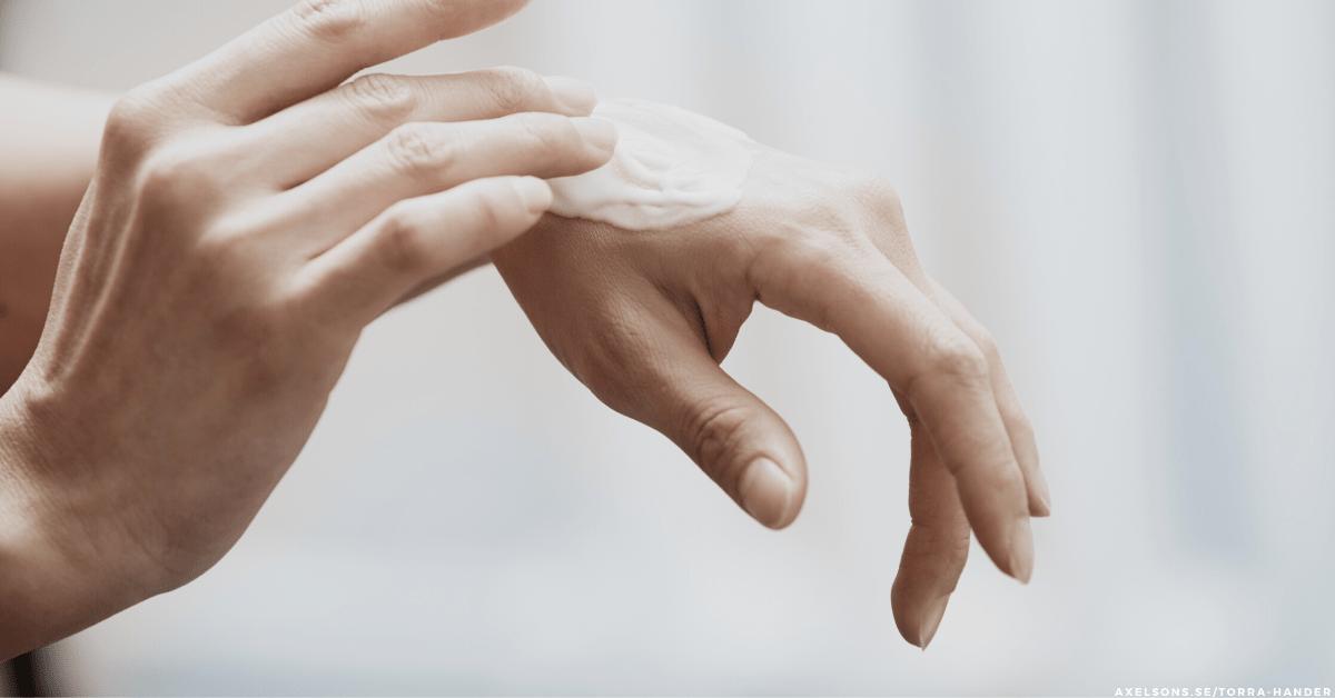 självsprickor fingrar huskur