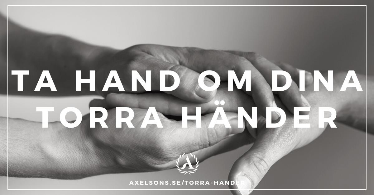 Ta hand om dina händer